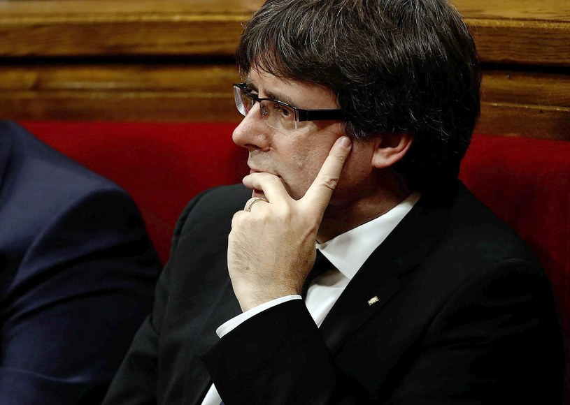 Carles Puigdemont /ALBERTO ESTEVEZ /PAP/EPA