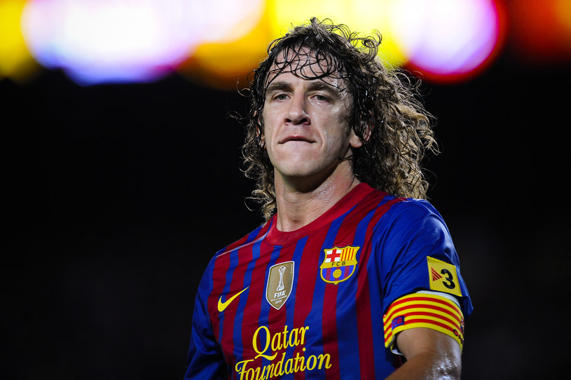 Carles Puyol /  - /Getty Images