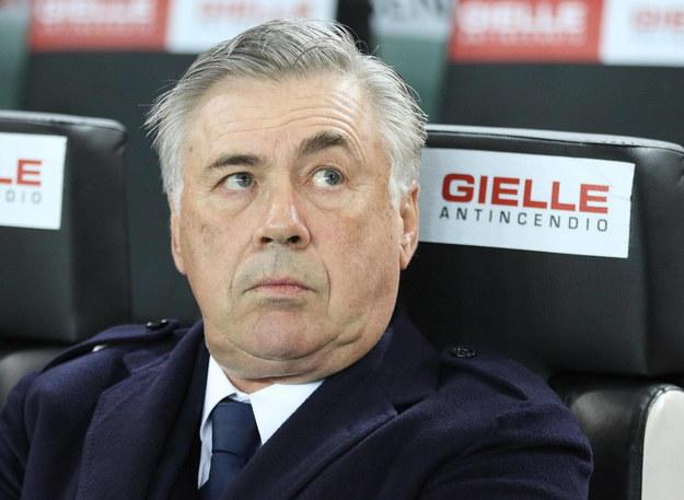 Carlo Ancelotti nie musiał długo szukać nowego pracodawcy /GABRIELE MENIS /PAP/EPA