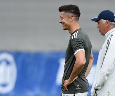 Carlo Ancelotti: Nie muszę rozmawiać z Lewandowskim o jego wywiadzie