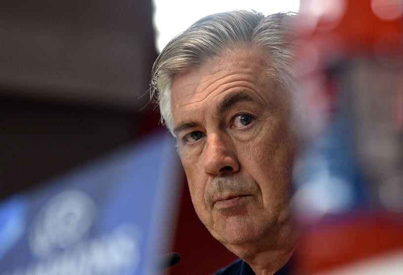 Carlo Ancelotti w swojej karierze pracował w największych klubach na świecie /AFP