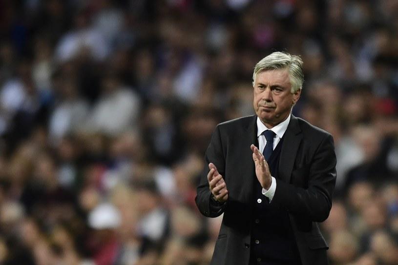 Carlo Ancelotti /AFP