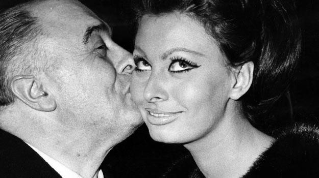 Sophia Loren I Carlo Ponti Miłość Której Sprzeciwił Się