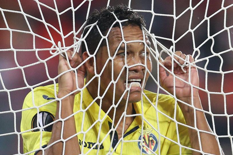 Carlos Bacca zdobył jedną z bramek /AFP