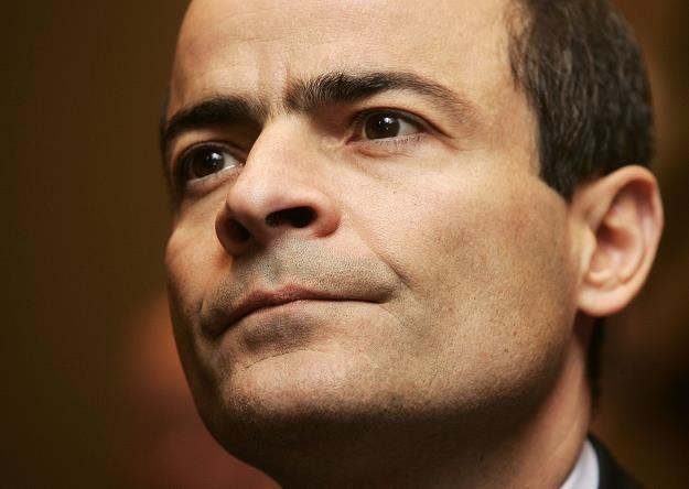 Carlos Brito, prezes A-B InBev. Fot. Mark Renders /Getty Images/Flash Press Media
