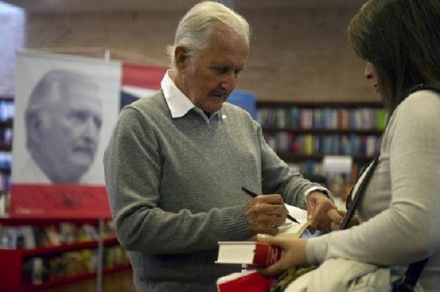 Carlos Fuentes /AFP