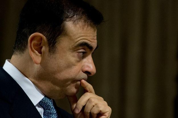 Carlos Ghosn, prezes koncernu Renault /AFP