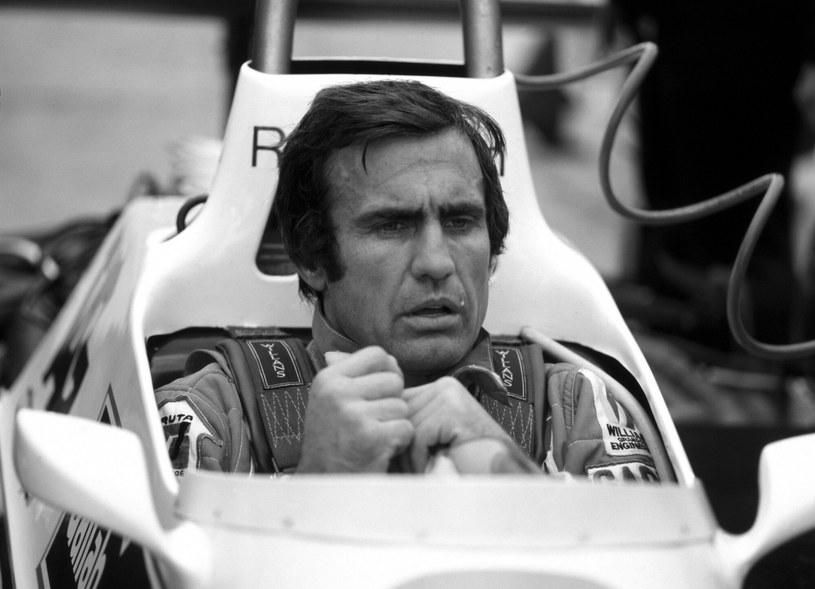 Carlos Reutemann w trakcie swojej kariery w Formule 1 /National Motor Museum/Image State/East News /East News