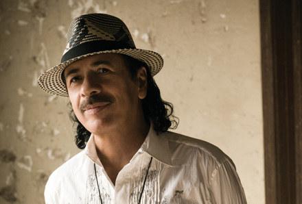 Carlos Santana /