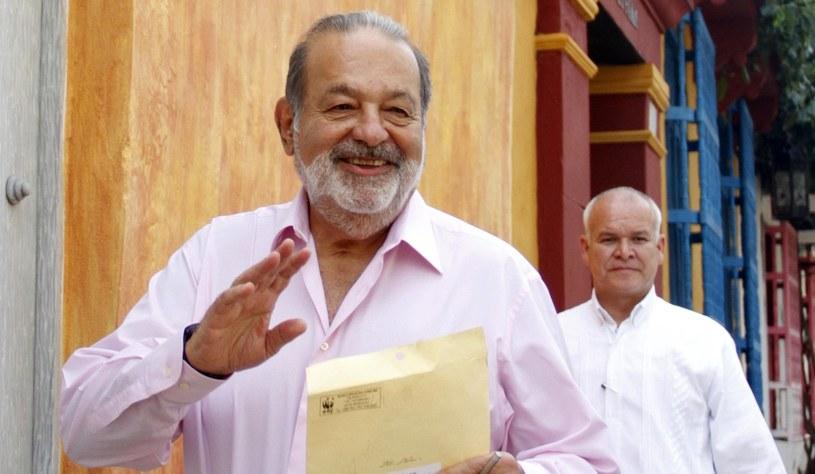 Carlos Slim /AFP
