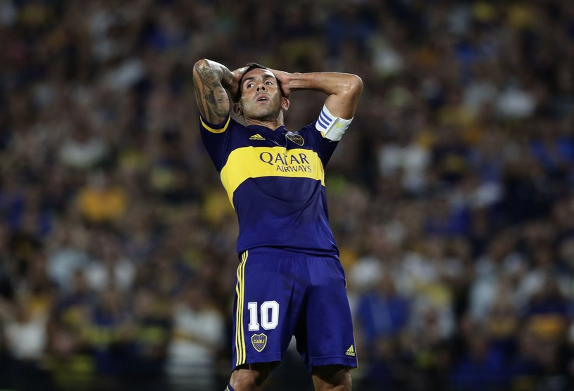 Carlos Tevez /AFP