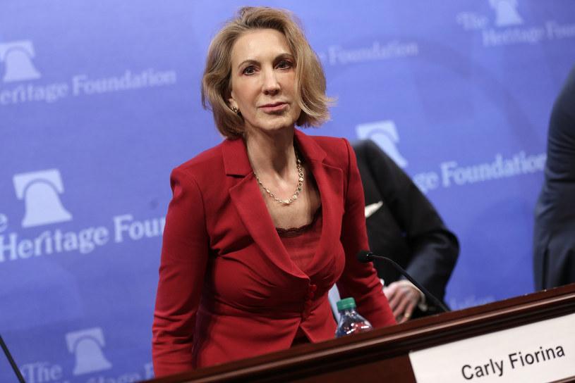 Carly Fiorina /AFP