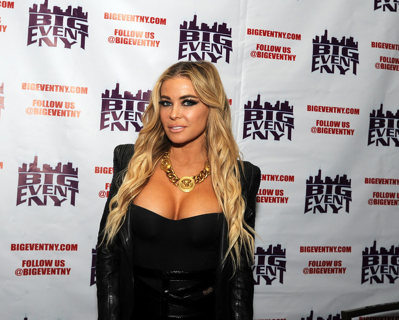 Carmen Electra /Bobby Bank /Getty Images