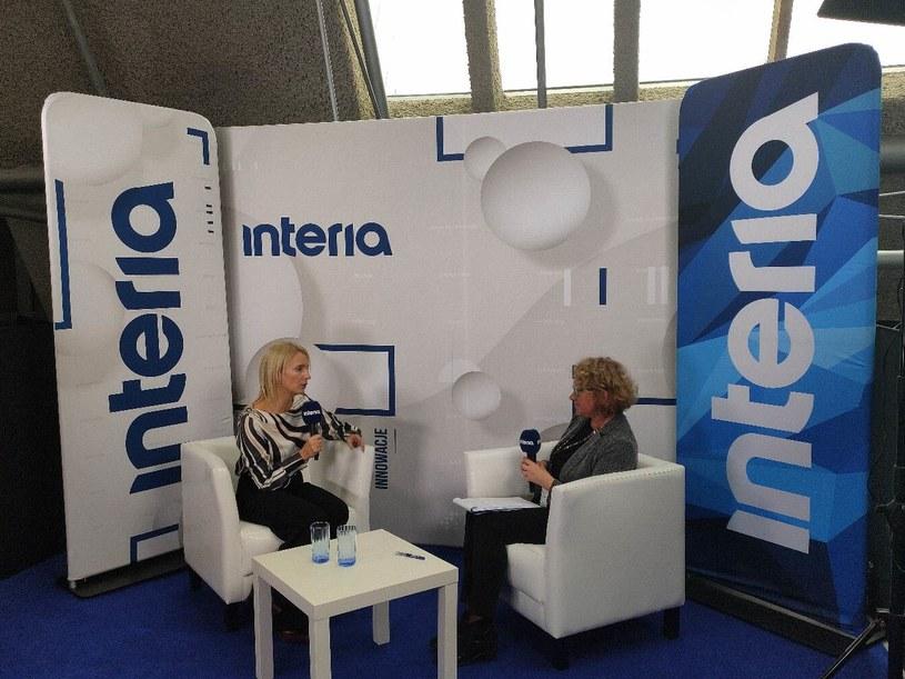 Carmen Garcia Gomez, prezes Ikea Retail Polska /INTERIA.PL