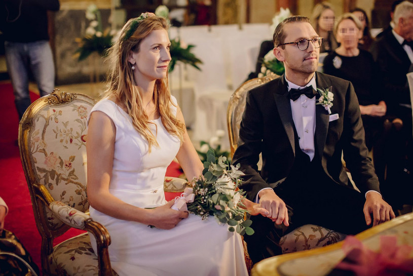 Caroline Aleksandra von Hochberg i Jasper Schulz /DARIUSZ GDESZ / GAZETA WROCLAWSKA / POLSKA PRESS /East News