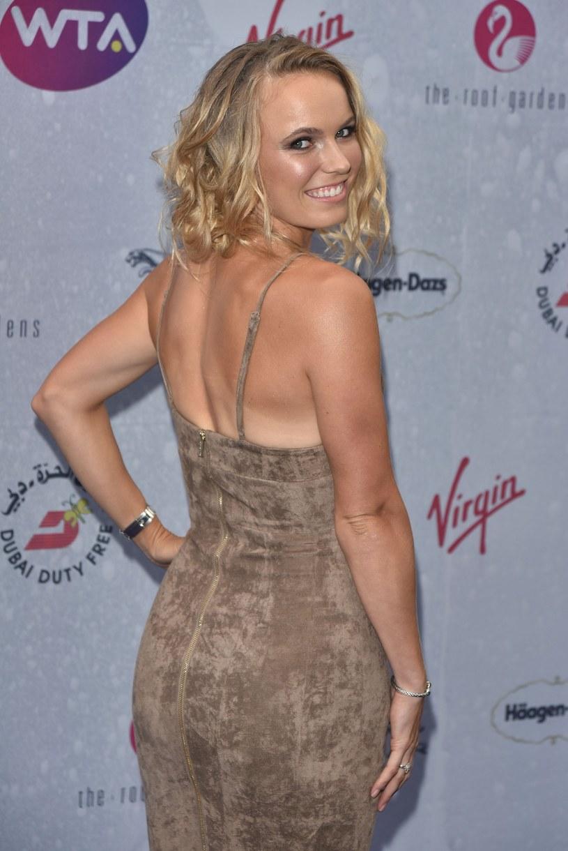 Caroline Wozniacki przyjęła zaręczyny Davida Lee /fot. Phil Loftus/Capital Pictures /East News