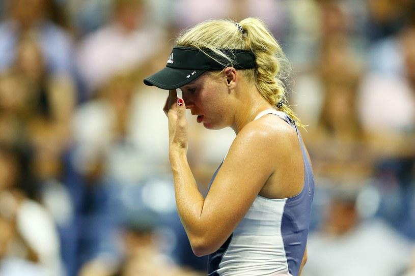 Caroline Wozniacki /AFP