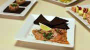 Carpaccio z łososia - idealne na lekką przystawkę lub kolację