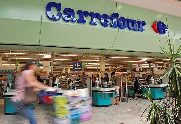 Carrefour jest obecny w 34 krajach Europy, Ameryki Południowej i Azji /AFP