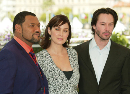 Carrie - Ann Moss wystąpi thrillerze o terrorystach. fot.E.Agostini /Getty Images/Flash Press Media