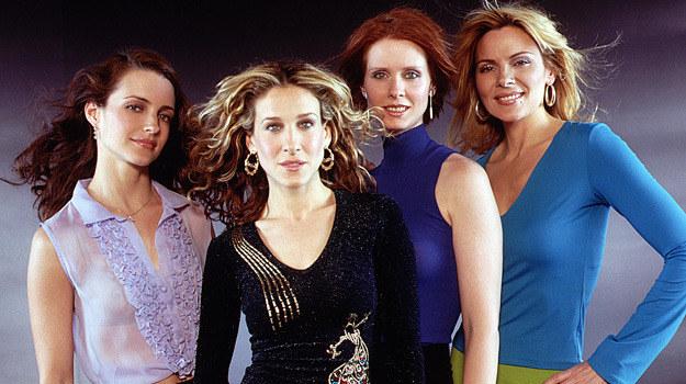 Carrie, Charlotte, Miranda i Samantha /Getty Images