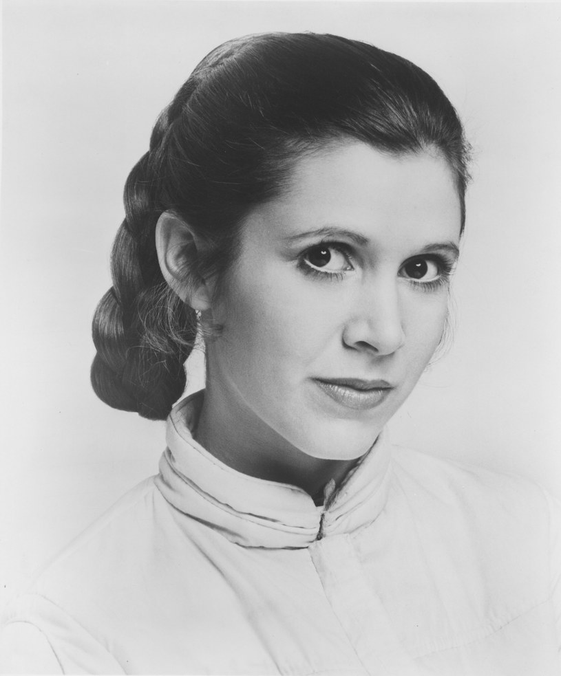 Carrie Fisher, 1978 r. /East News
