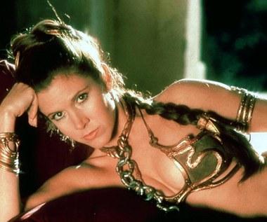 Carrie Fisher: Księżniczka w złotym bikini