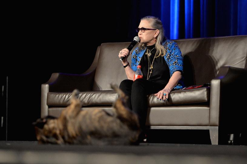 Carrie Fisher /Daniel Boczarski /Getty Images