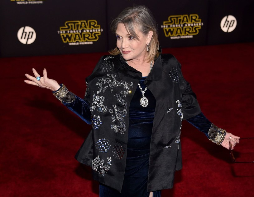 Carrie Fisher /AFP