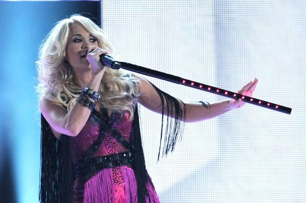 Carrie Underwood wciąż jest amerykańskim Numerem Jeden fot. Ethan Miller /Getty Images/Flash Press Media