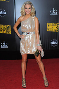 Carrie Underwood /Getty Images/Flash Press Media