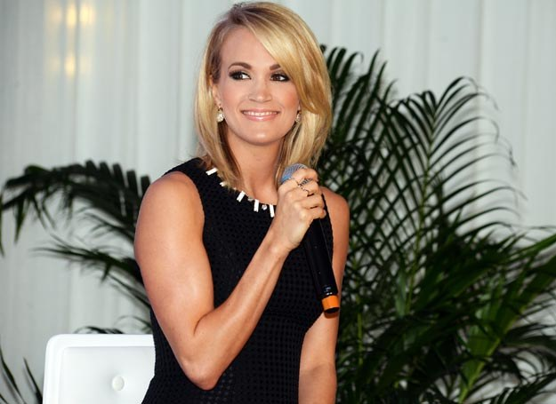 Carrie Underwood /Rick Wilson /Getty Images