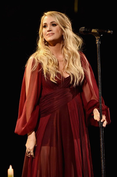 Carrie Underwood /Getty Images