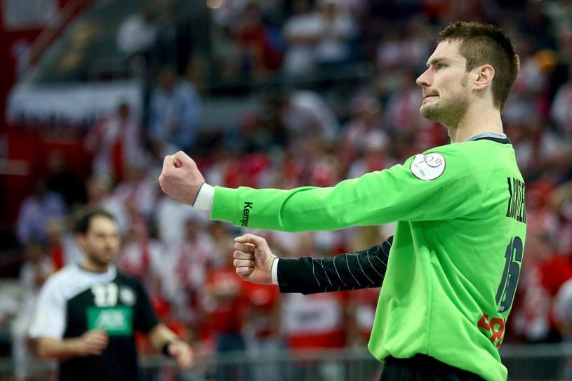 Carsten Lichtlein, bramkarz reprezentacji Niemiec /Christof Koepsel /Getty Images