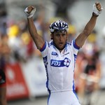Casar wygrał 9. etap, Schleck liderem Tour de France