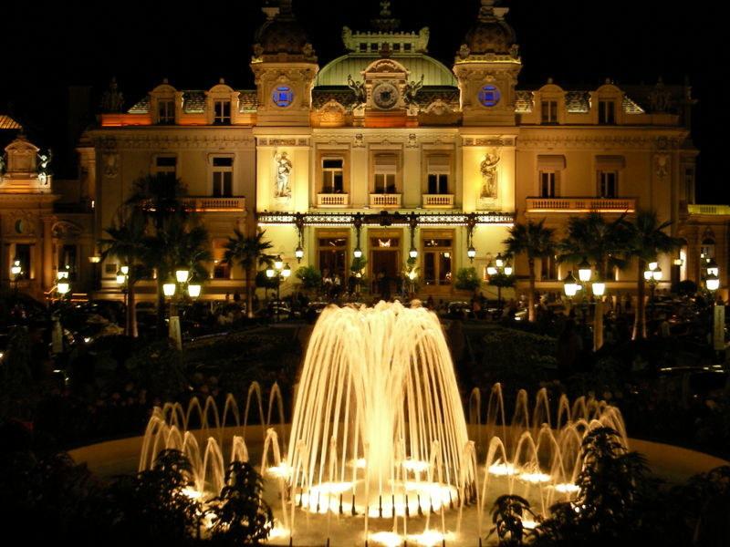Casino di Monte Carlo /Wikimedia Commons /INTERIA.PL/materiały prasowe
