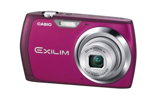 Casio Exilim EX-Z350 /materiały prasowe