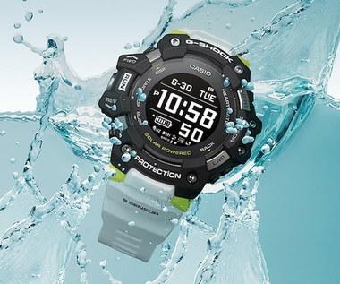 Casio G-Shock - smartwatch z czujnikiem tętna