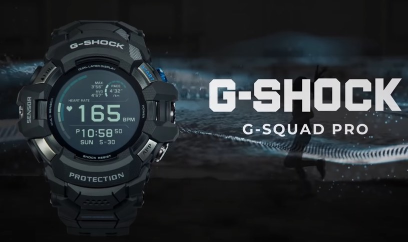 Casio GSW-H1000 /materiały prasowe