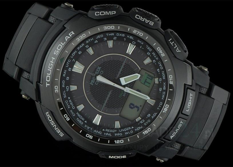 Casio PRW-5100-1ER /materiały prasowe