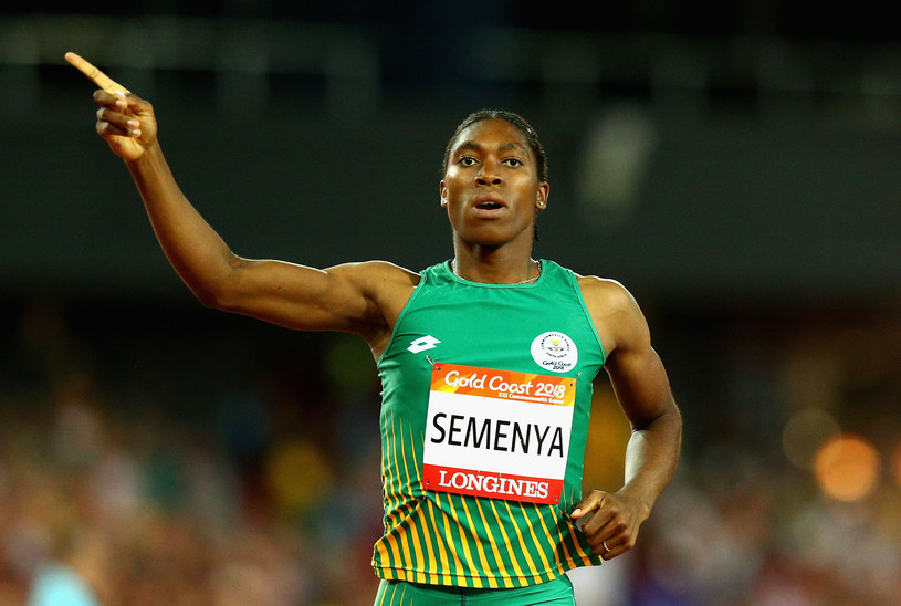 Caster Semenya /Getty Images