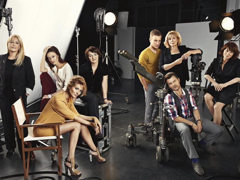 Casting jest po to, żeby kandydat do roli pokazał, że potrafi współpracować  /Iza Grzybowska /Pani