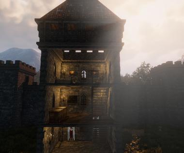 Castle Flipper wkrótce na PC. Średniowieczny budowniczy zrobi też porządek na konsolach