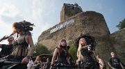Castle Party w Bolkowie: Święto na czarno