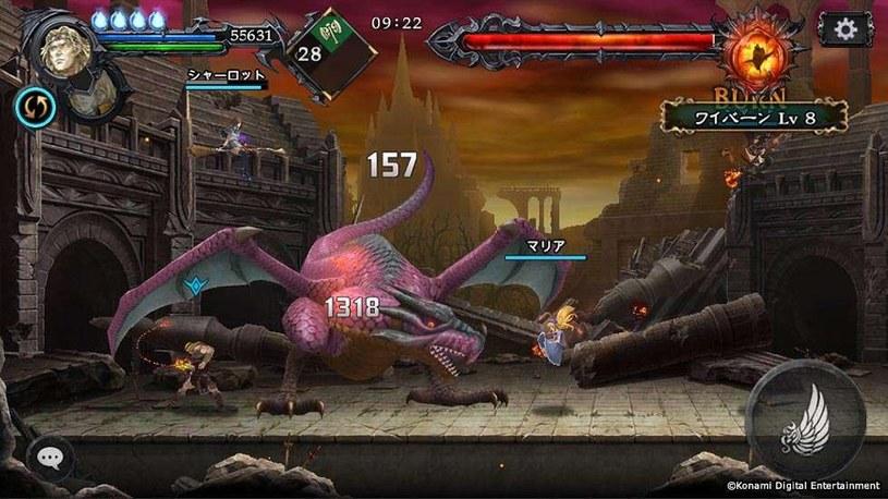 Castlevania: Grimoire of Souls /materiały prasowe