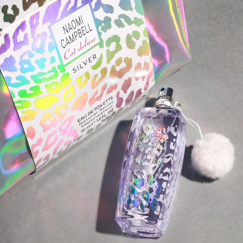Cat Deluxe Silver to zapach, który podkreśla zmysłowość, urok, seksapil kobiety, która go nosi /materiały prasowe