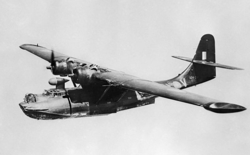 Catalina A24-25 w locie /RAAF /INTERIA.PL/materiały prasowe
