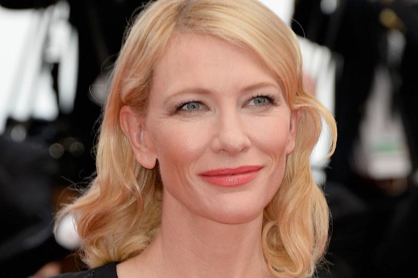 Cate Blanchett (46) wygląda zachwycająco, bo ceni naturalność. /Getty Images