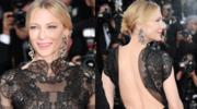 Cate Blanchett - drugi raz w tej samej sukni?