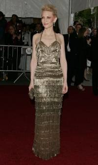 Cate Blanchett, fot. Peter Kramer  /Getty Images/Flash Press Media